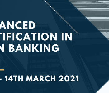 Advanced Certification in Open Banking
